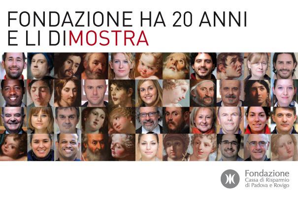 Fondazione ha 20 anni