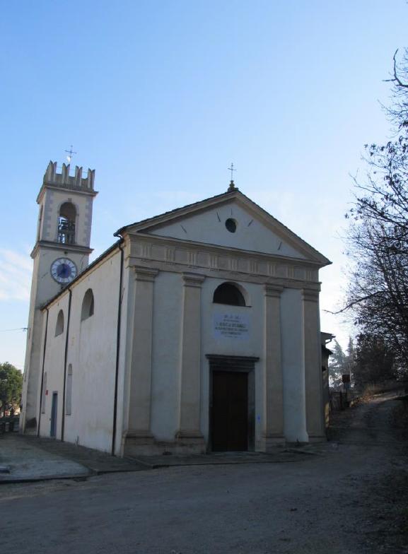 Biblioteca Comunale di Cervarese S. Croce nell'ex Chiesa di S. Michele di Montemerlo