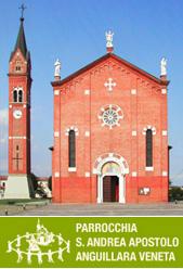chiesa di Sant'Andrea Apostolo di Anguillara Veneta (PD)