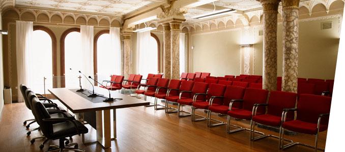 Foto di Sala degli Stucchi a Palazzo Cezza