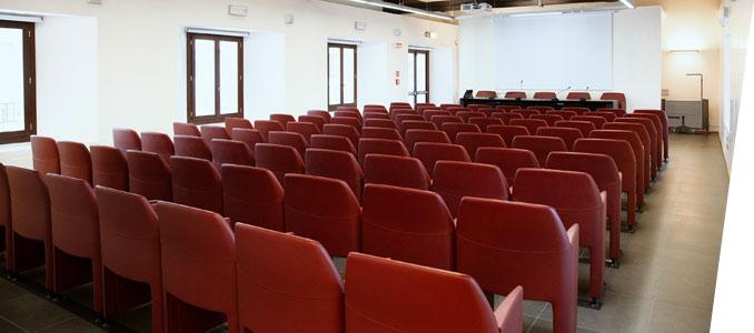 Foto di Sala Conferenze di Palazzo del Monte di Pietà